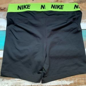Nike Shorts - Nike Pro high waist dri fit shorts 4""